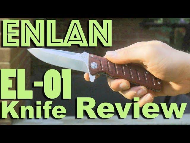 Cuchillo Plegable Enlan EL - 01A Liner Lock - €11.90 La Tienda en ...