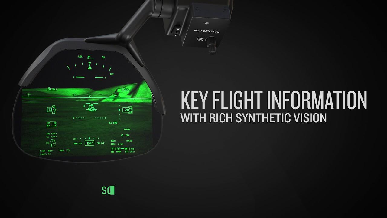 Garmin GHD 2100 Head-up Display: Advanced Awareness in Every Phase of Flight. - Dauer: 100 Sekunden