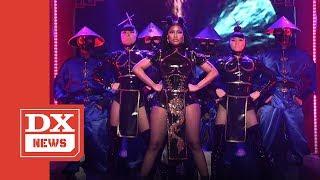 Nicki Minaj Accused Of Cultural Appropriation After Snl Performance Of 34 Chun Li 34