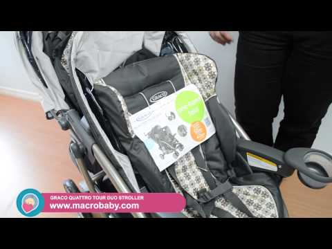 MacroBaby - Graco Quattro Tour Duo Stroller