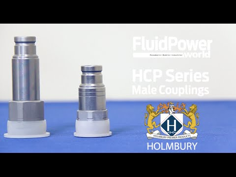 Eliminate pressure in hydraulic systems with flat-face couplings