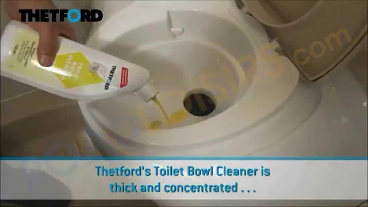 Toilet bowl cleaner 750 ml thetford cw10359 www.roadloisirs.com