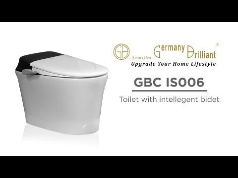 Toilet With Intelligent