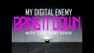 My Digital Enemy - Bring It Down (Tee