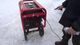 Как завожу свой бензогенератор(, 2016-02-19T13:17:13.000Z)