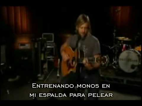 Switchfoot - Walmart Soundcheck Let Your Love Be Strong (subtitulado español) [History Maker]