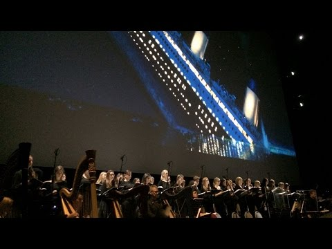 James Horner's Titanic live - Cinematic Art Choir - June 2015 [HD]