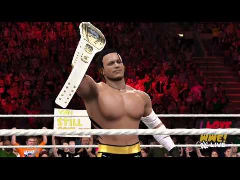 WWE 2K16 STREAM BEFORE SMACKDOWN 4/21/16 (RIP CHYNA)