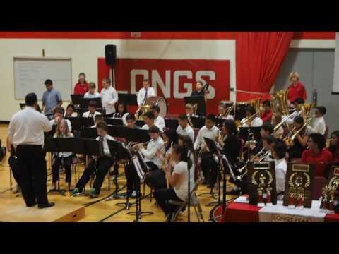 Blazing Saddles by Longs Peak Middle School 6th Grade