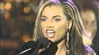 Vanessa Williams  running back to you - The Comfort Zone  live  on Arsenio Hall
