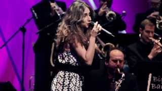 "Leganés Big Band & Verónica Ferreiro ""Almost like being in love"" (Frederick Loewe)"
