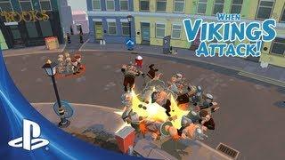 When Vikings Attack! E3 Trailer