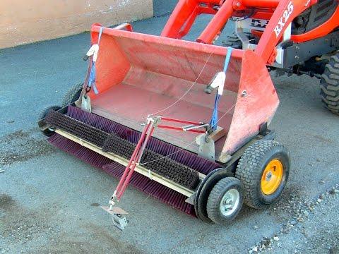 Sauerburger Shear Bucket On John Deere Tractor Doovi