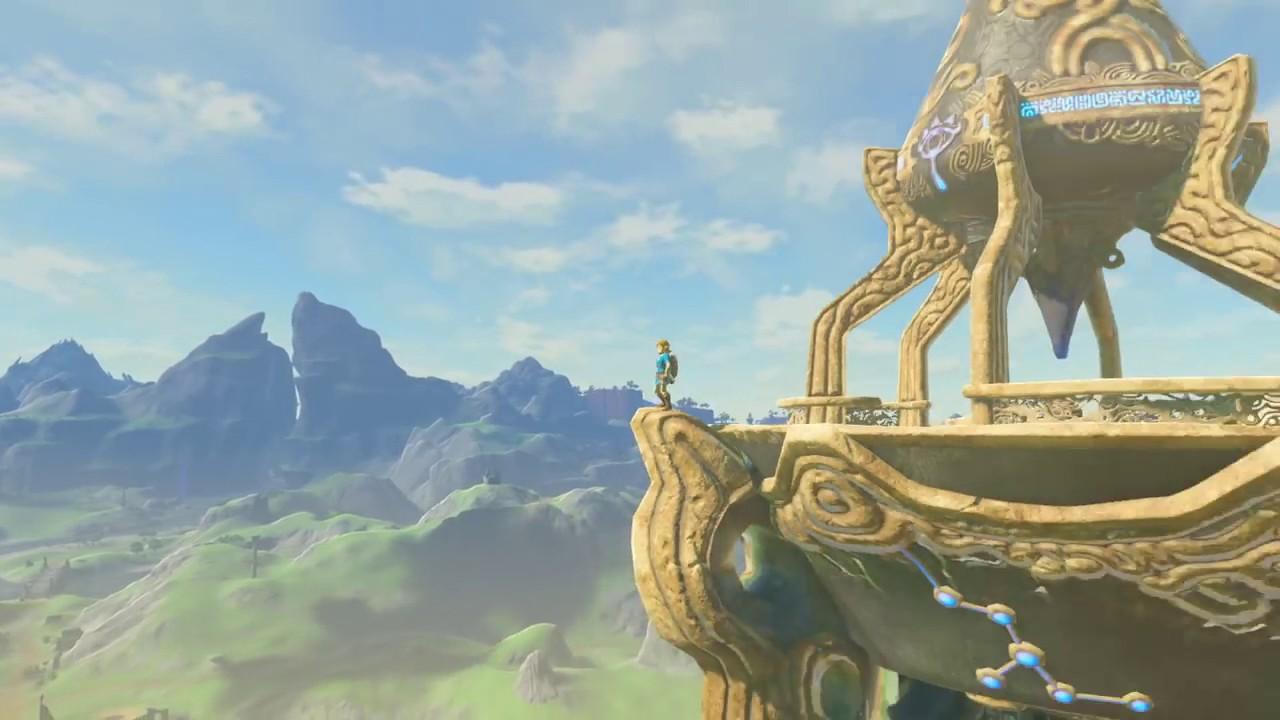 Surprenant Zelda Breath Of The Wild Ps4 the legend of zelda [breath of the wild] [ps4] |un nou minunat