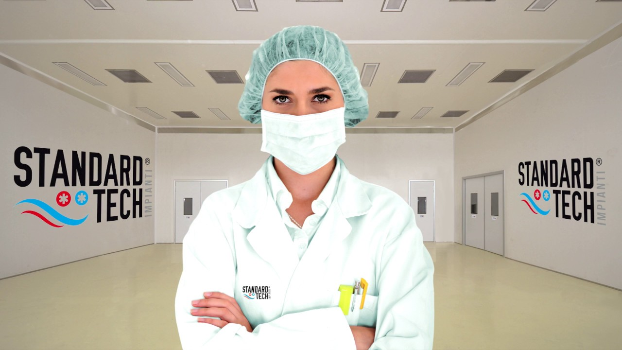 Camere Bianche Alimentari : Camere bianche clean rooms by standard tech youtube