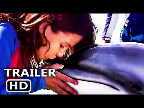 Bernie The Dolphin Trailer 2018 Family Movie Youtube