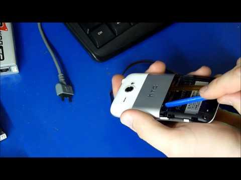 Dekodiranje HTC ChaCha - XTC Clip