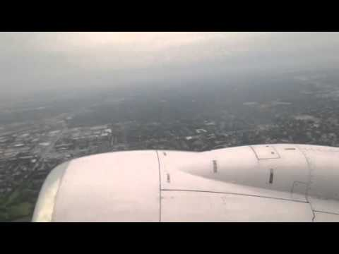 United Airlines Airbus A320 Takeoff From ORD - Zennie62