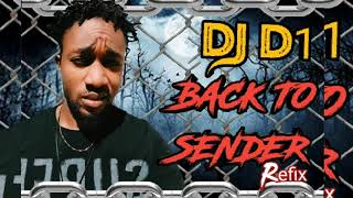 Don Cliff - BACK TO SENDER Refix by DJ D ONE