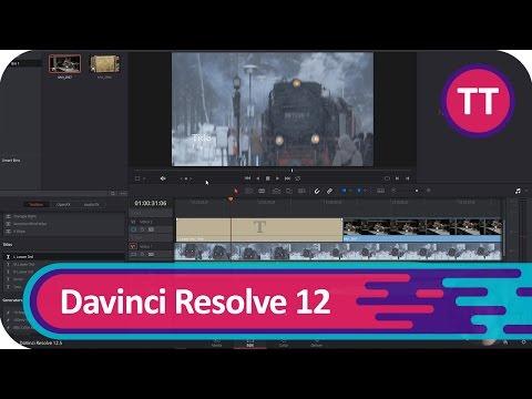 Davinci Resolve 12 | Tutorial | Youtube Einsteiger - kostenlos [Deutsch/German]