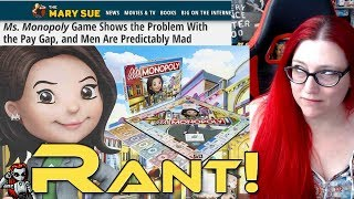 Ms. Monopoly - Only Men Are Upset?