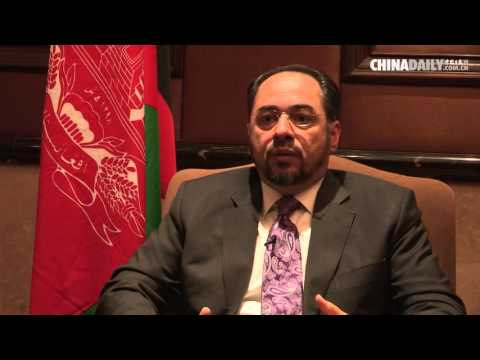 Afghan foreign minister interview