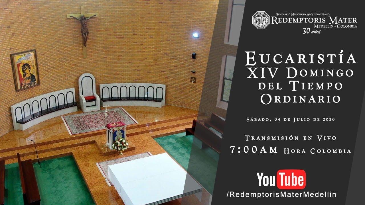 Eucaristía XIV Domingo del Tiempo Ordinario