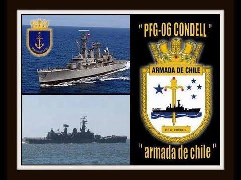 "Fragata ""Almirante Condell"" PFG-06 (Ernesto Paredes)"