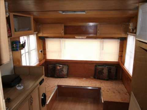 1954 Terry Travel Trailer 20 Ft Youtube
