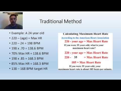 Heart Rate and RPE (Rate of Perceived Exertion)