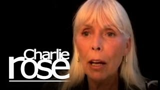 Greenroom with Joni Mithcell | Charlie Rose