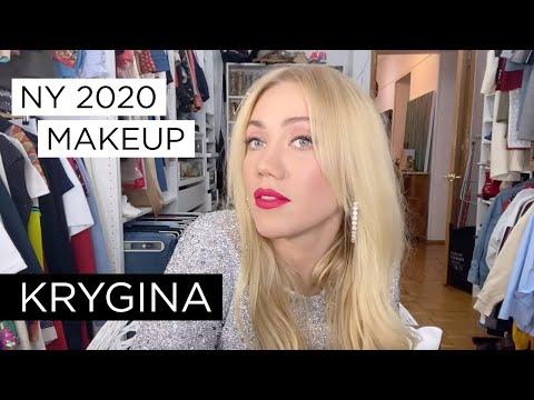 """Елена Крыгина """"Новогодний макияж 2020"""""""