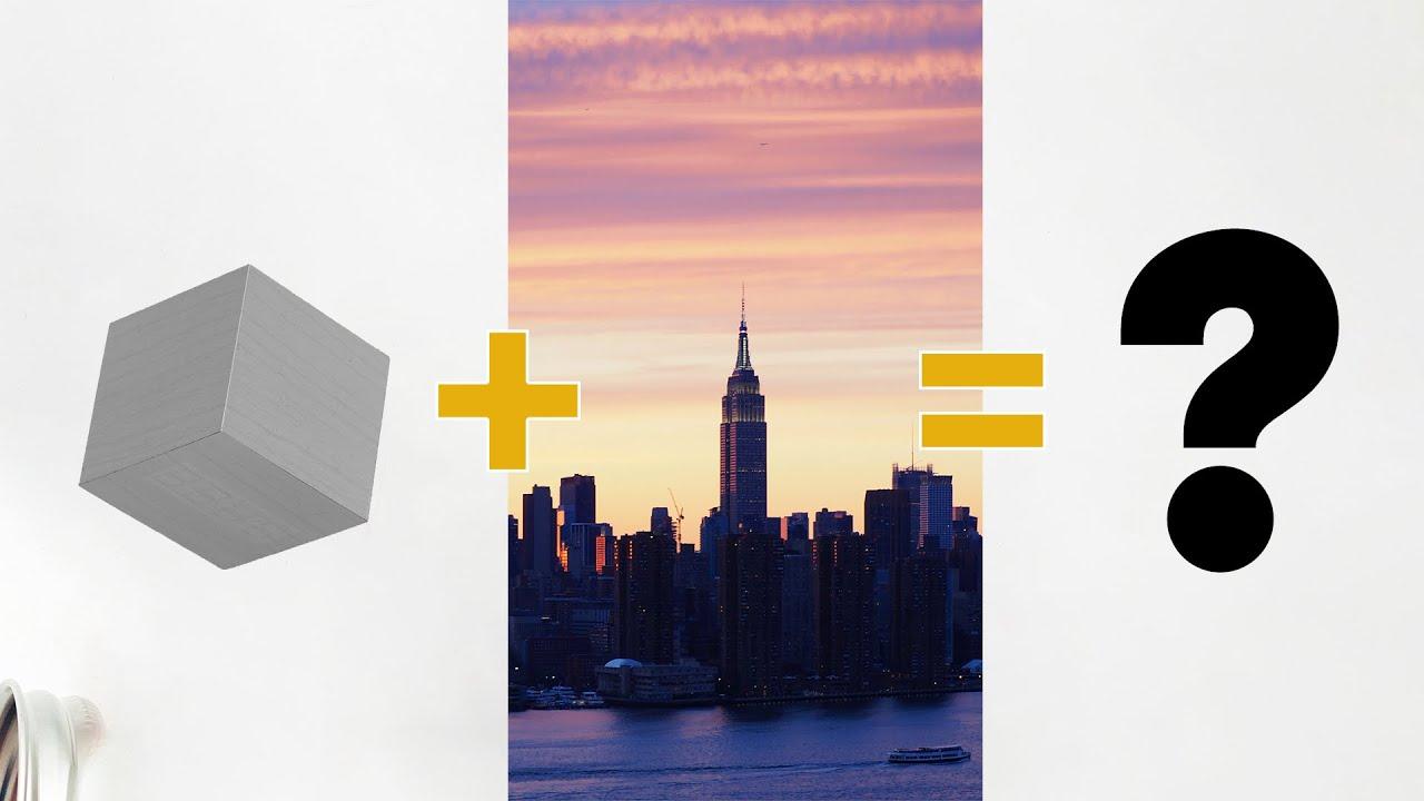 PyJam 3: Cube City Skyline