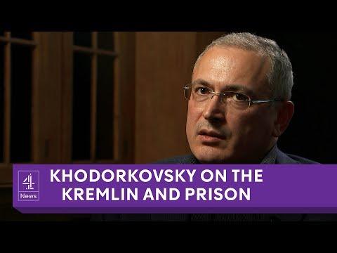 Russian exile: Putin rules like mafia boss