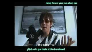《由你選擇》You Ni Xuan Ze (The Choice is Yours) - JJ Lin & FAMA [Pinyin +  Subs Español]
