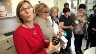 ZDF Zeit Erster Clip zum großen Kosmetik-Test