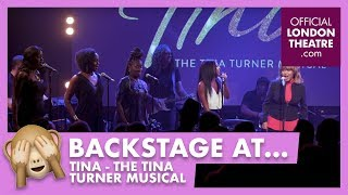 Backstage: Tina - The Tina Turner Musical