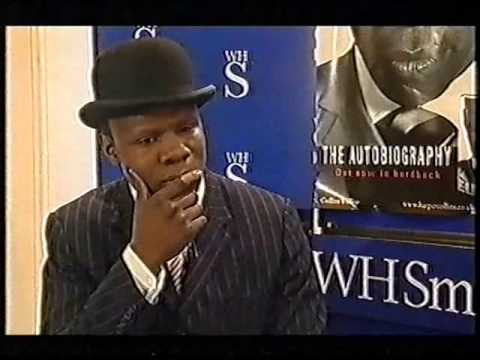 Chris Eubank 'I Don't Like Myself, I Love Myself'