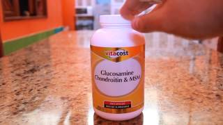 Glucosamina e Condroitina saúde e tratamento de tendões, articulações