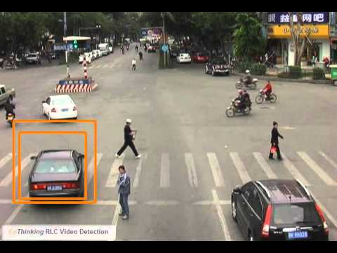 Lovely CoThinking Video Detection For Red Light Violation Detection Demo Video Good Ideas