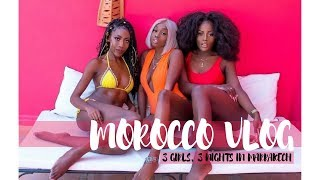 """A VERY """"INSTAGRAMABLE"""" GIRLS TRIP 