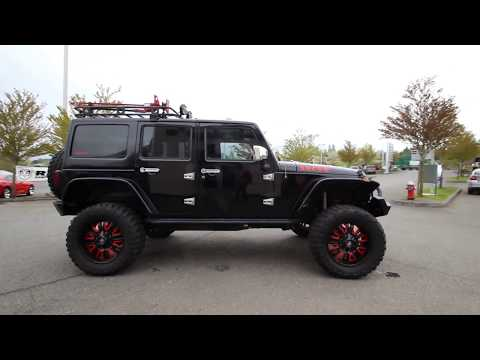 Jeep Wrangler Jk Roof Racks For Off Road And Travel Youtube