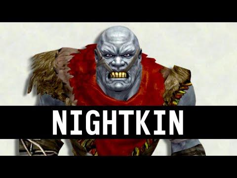 Fallout Lore: Nightkin