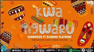 Kwangwaru ya Harmonize na Diamond ndio wimbo wa mwaka?