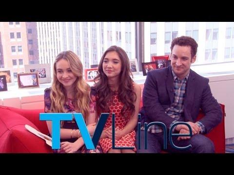 Girl Meets World Interview - TVLine Preview