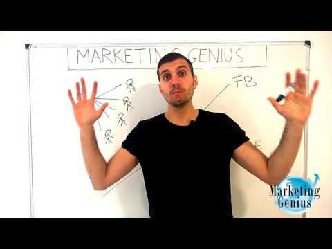 online marketing video - Scopri marketing genius