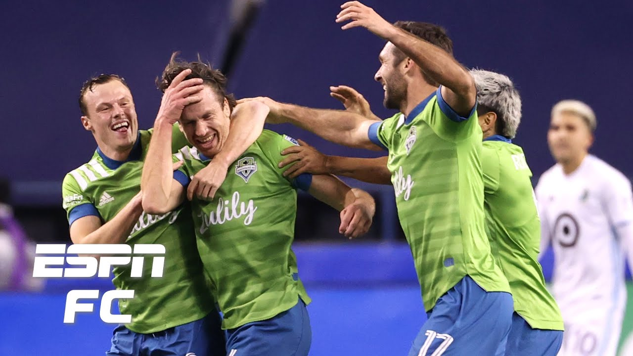 MLS: Columbus Crew beats Seattle Sounders to win a second MLS ...