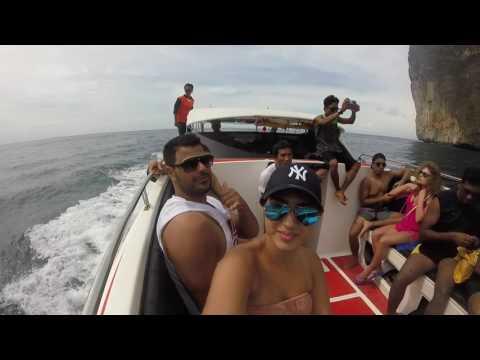 Phi Phi Island Day Trip 2017