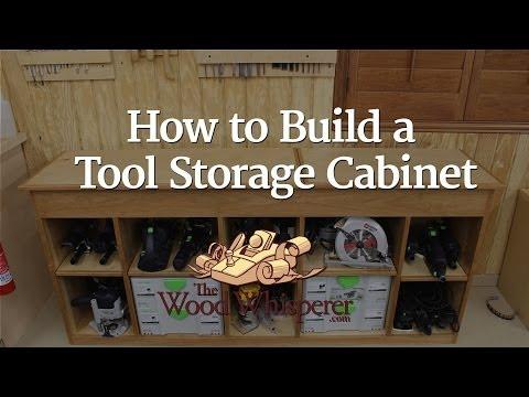 217 - Tool Storage Cabinet