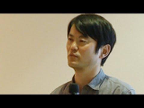 Super Monday Lecture - Go Hasegawa, architect, Tokyo